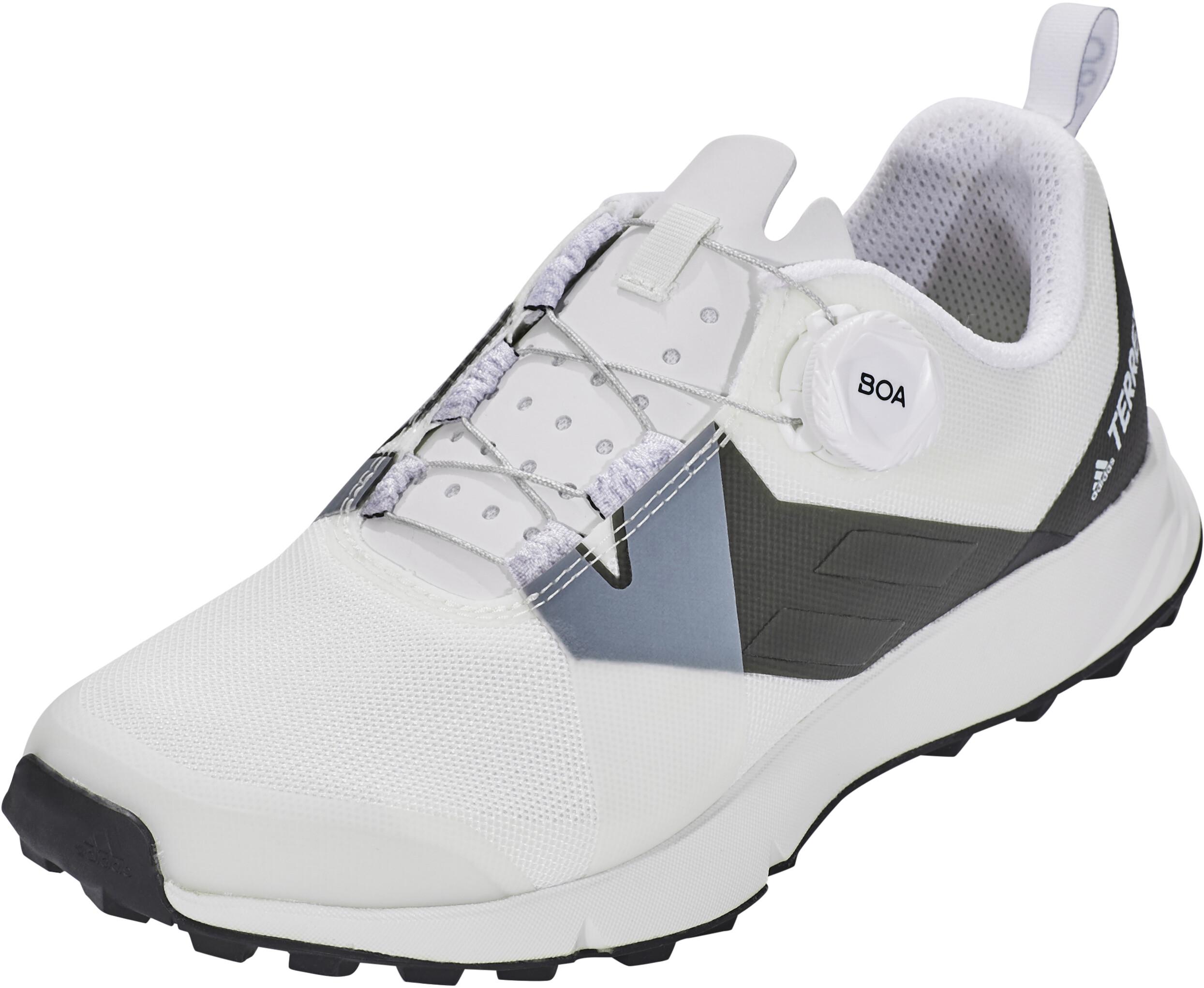 the latest f0dfe 32d91 adidas TERREX Two Boa Shoes Women Non-DyedTranslCore Black